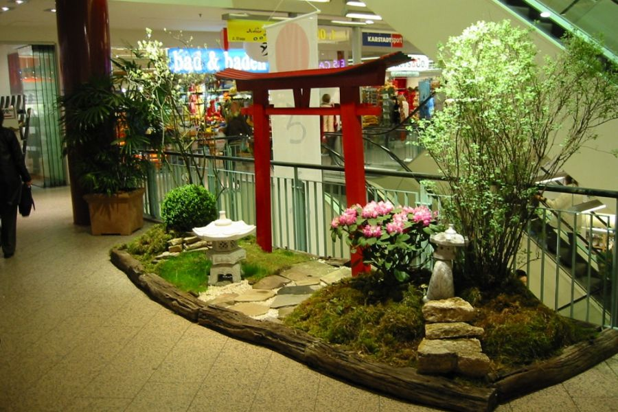 Chinesischer garten for Gartengestaltung chinesisch
